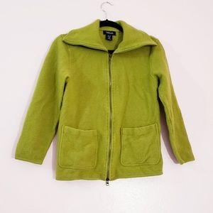 WilliSmith 100% Wool Sweater Size M